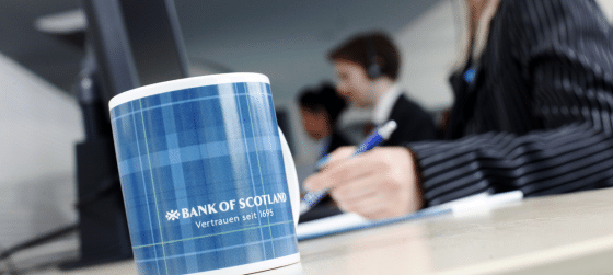 Bank of Scotland Online Kredit